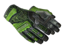 ★ Specialist Gloves - Emerald Web