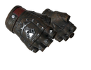 ★ Bloodhound Gloves - Charred