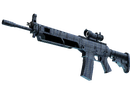 SG 553 - Waves Perforated