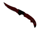 ★ Falchion Knife - Crimson Web