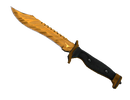 ★ Bowie Knife - Tiger Tooth